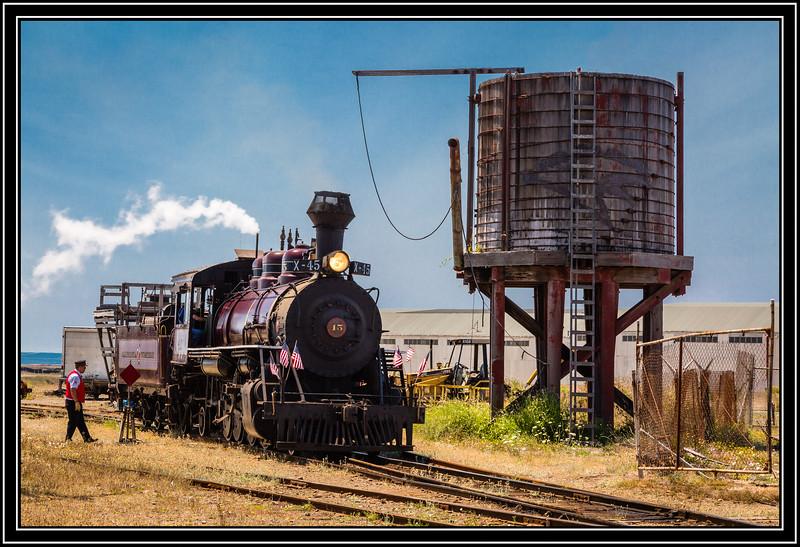 Locomotive #45