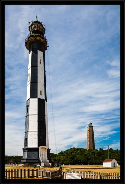Cape Henry Lighthouses