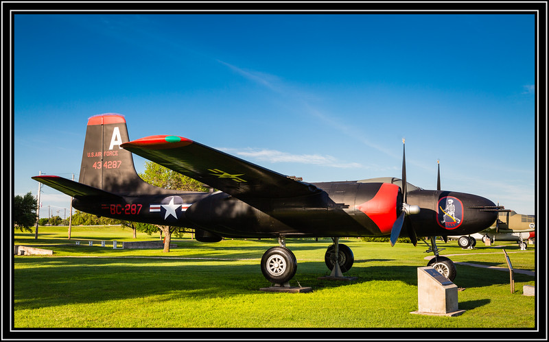 """Martin B-26 """"Marauder"""""""