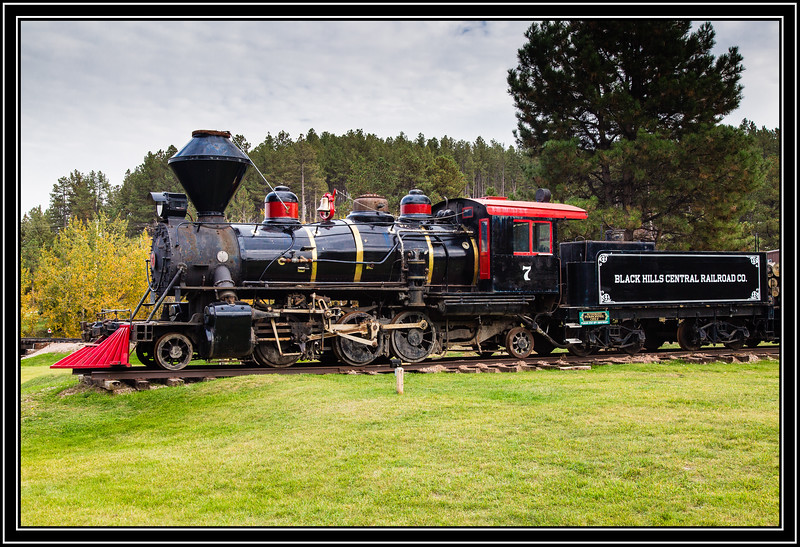 Locomotive 7
