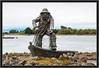Fisherman's Memorial Statue