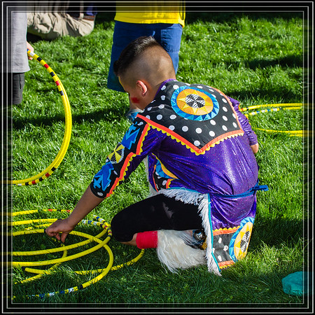 World Championship Hoop Dance Contest 2015