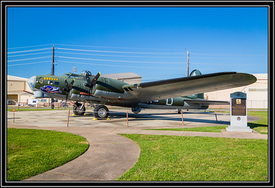 """Boeing B-17G Flying Fortress """"Miss Liberty"""""""