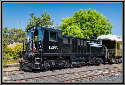 Diesel-Electric Locomotive No. 1265