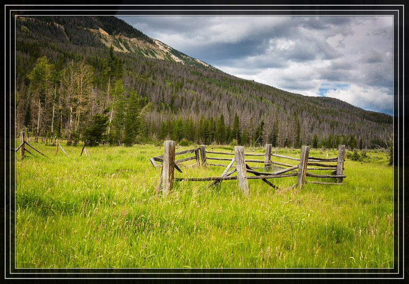 Holzwarth Trout Lodge - Old Corral