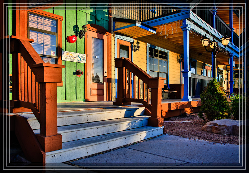 Porch Componets in Color