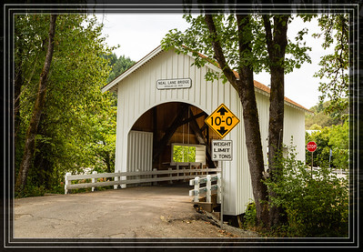 Neal Lane Covered Bridge