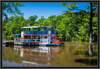 Steamboat Imitator