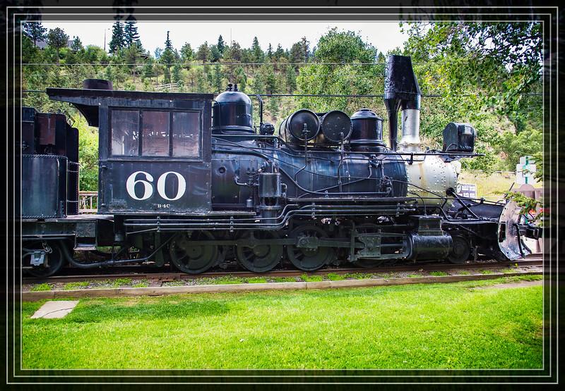 Locomotive C&S 60