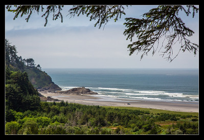 Washington - Cape Disappointment