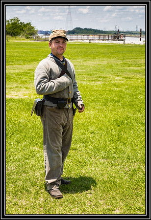 Typical Soldier Uniform