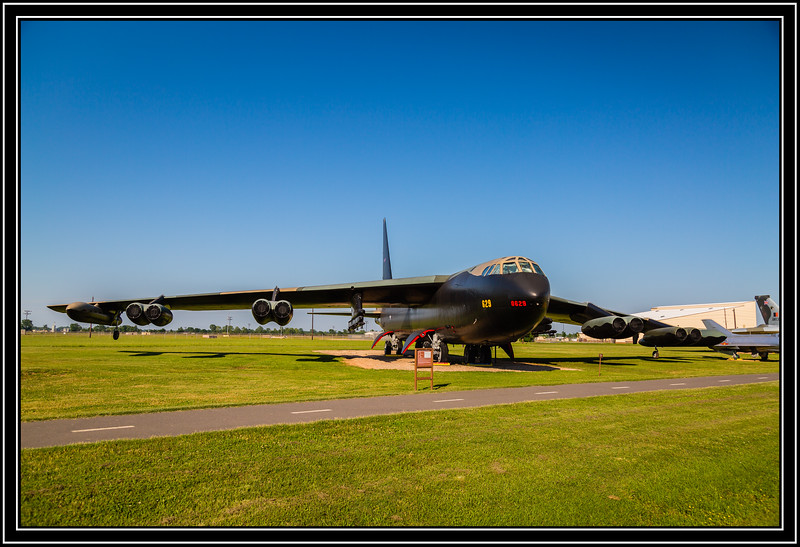 Boeing B-52 D Stratofortress