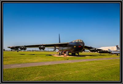 Boeing B-52 D Stratofortress