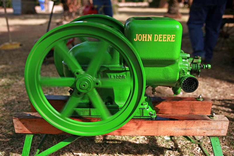 1936 John Deere Engine