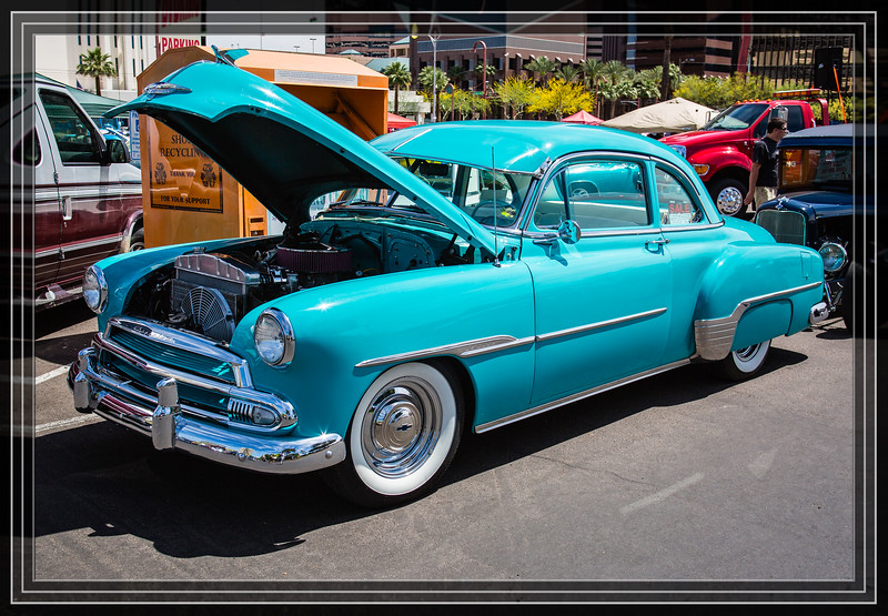 1951 Chevy Sport Coupe