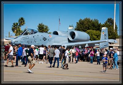 Thunderbolt A-10/OA-10