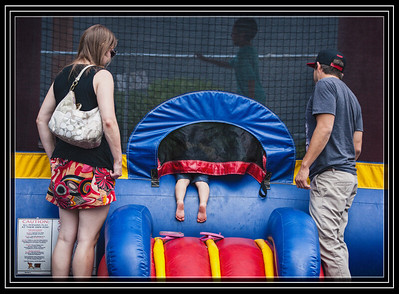 News Flash Just in…  A Child Eating Monster Sighted at the Family Friendly Cinco de Mayo Festival!    Link to Photo Without Frame