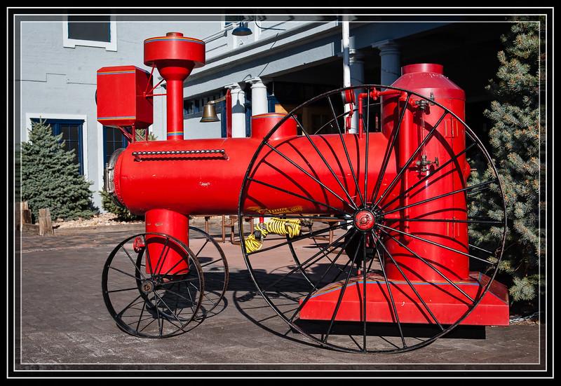 Locomotive Imitator