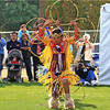 Yellow Bird Indian Dancers