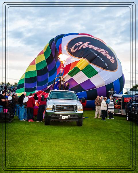Yuma, AZ-CRC Balloon Festival