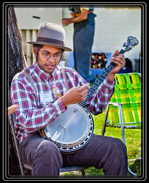 A Performer at the Heritage Festival was demonstrating a technique that he had developed.      Thank You for Making this Daily Photo the #2 Pick on 05/12/2013     Link to Photo Without Frame