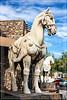 Horse Sculptures