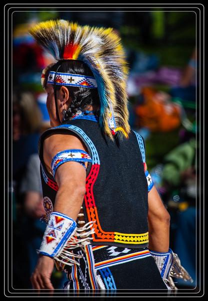 Colorful Costume