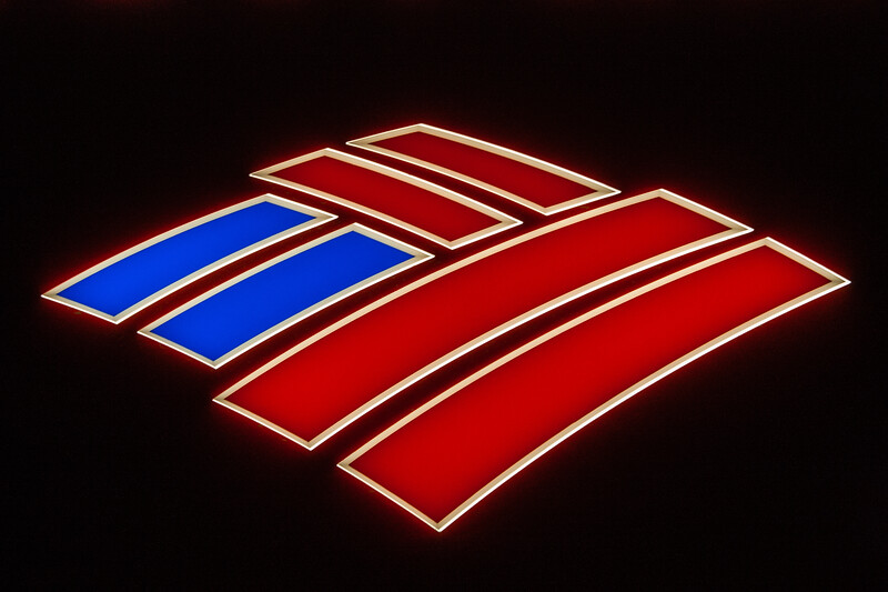 Red, Wite and Blue Logo