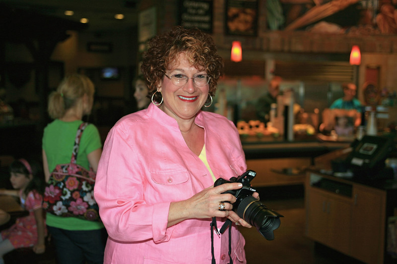 SmugMug Photographer<br /> <br /> Ran into SmugMugger Hillary Shemin here in Phoenix, AZ<br /> Had a very nice conversation for about an hour.  Very Nice Lady...