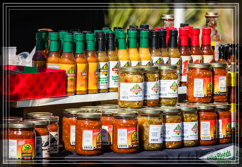 Salsa and Hot Sauce