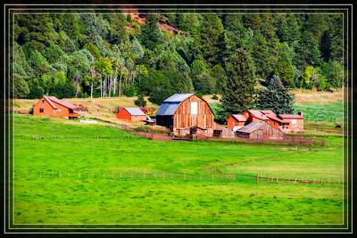 Ranch Buildings