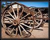 "</font> <a href=""http://azstateparks.com/Parks/YUQU/index.html""> <font color=""Aqua""> Yuma, AZ-Quartermaster Depot </a> </font>  Weathered Wagon Wheels Lined Up  </font> <a href=""http://www.rickwillis-photos.com/Portfolio/Best/Hidden-Photos-Without-Frames/26709550_DZD78d#!i=2410038188&k=jCWFq6B""> <font color=""Red""> Link to Photo Without Frame </a> </font>"
