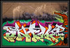 Graffiti Style Art