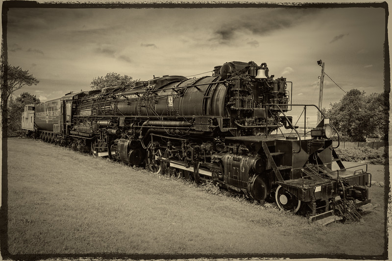 "Alphabet Challenge – ""T"" is for Train"