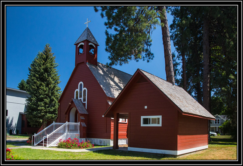 """Alphabet Challenge – """"C"""" is for Chapel or Church"""