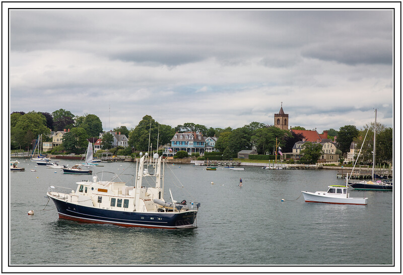 Newport Bay View