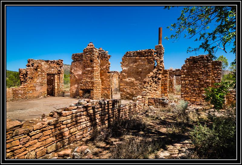 Near Kinishba Ruins - Site 2