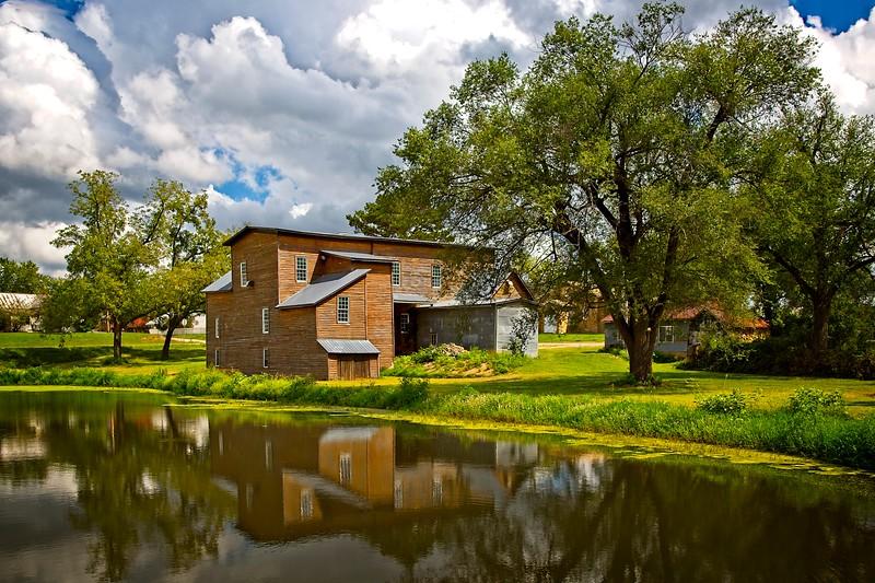 Summersville Grist Mill