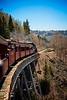 Cumbres & Toltec Railroad Trestle