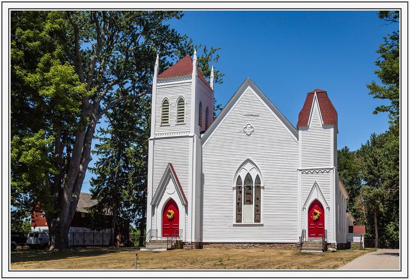 Methodist Episcopal Church - est. 1878