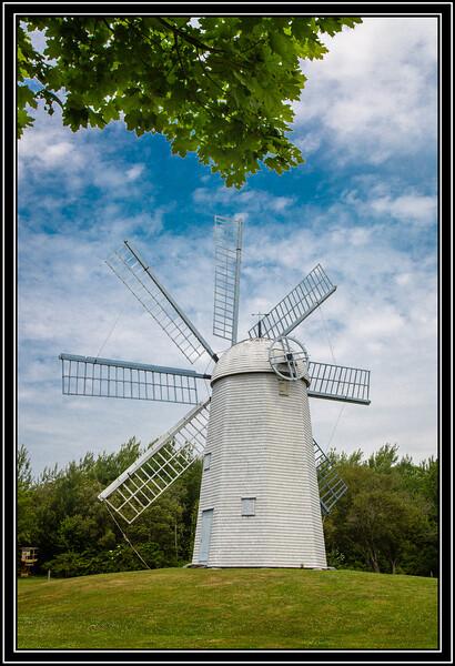 Boyd's Wind Grist Mill