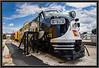 Wabash F7A #671 Diesel