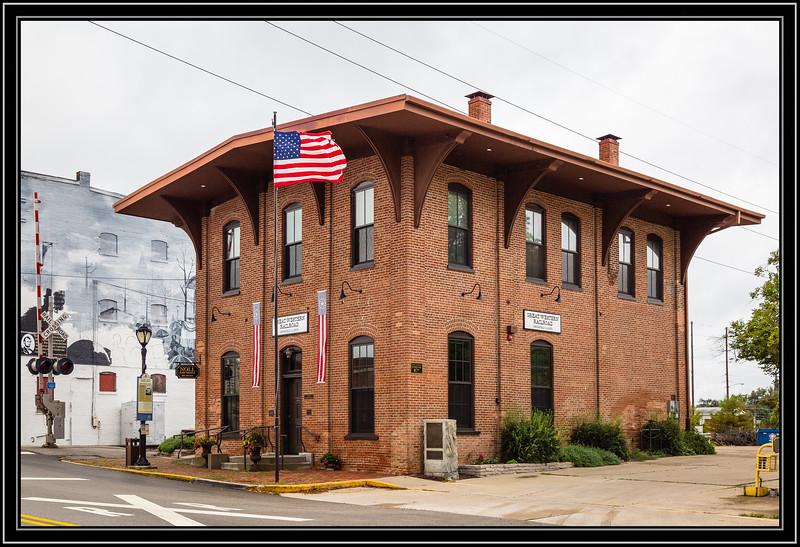 Great Western Railroad Depot