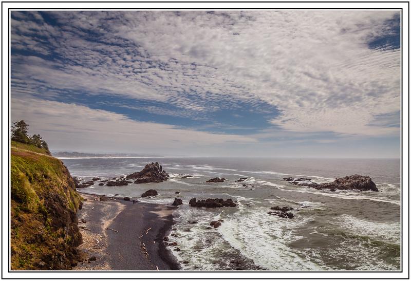 Yaquina Head Lighthouse Area