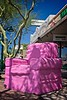 Big Pink Chair