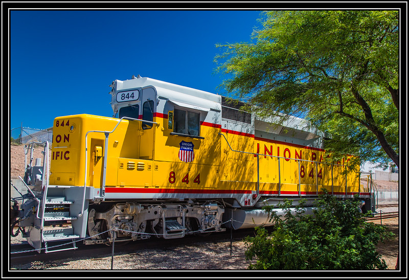 Union Pacific Locomotive 844, Type GP-30