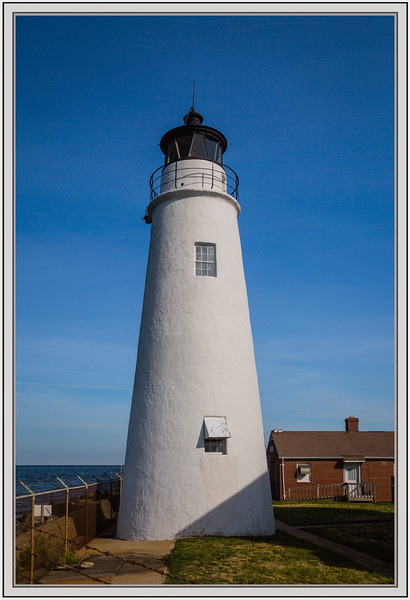Cove Point Light