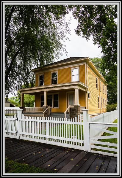The Sarah Cook House