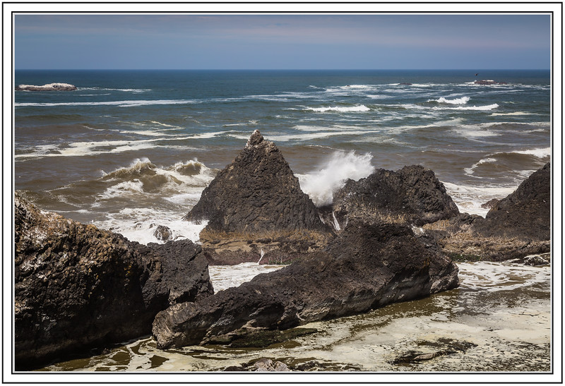 Seal Rock State Recreation Site