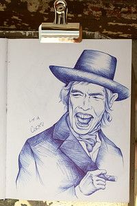 "5/365 - ""James Coburn"""